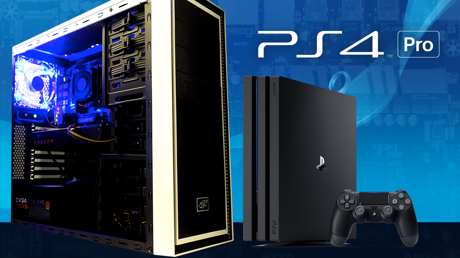 PS4 V PC Graphics Comparison - Part Two in 2020